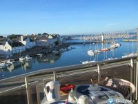 Quiberon Quiberon studio vue mer  sem/ week end - parking privé- plage 80m - promo
